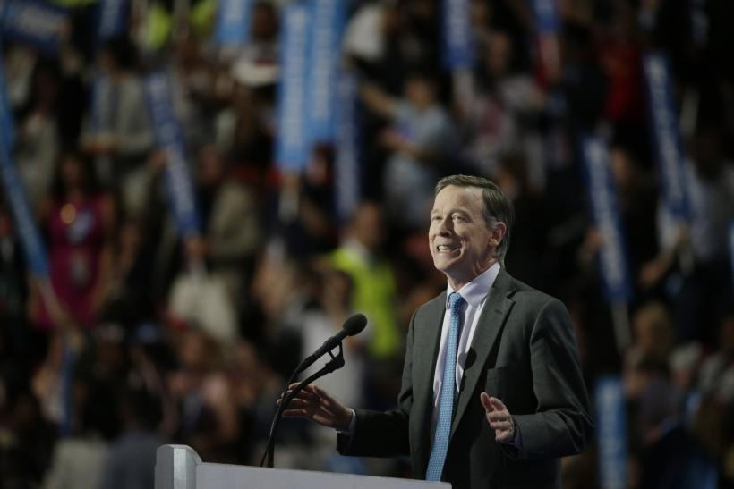 Gov. John Hickenlooper (D-CO)