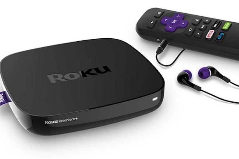 What is roku ipo valuation