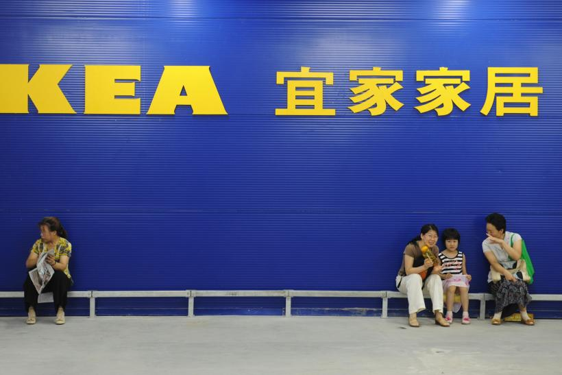 IKEA Removes 'Sexist' Chinese Ad