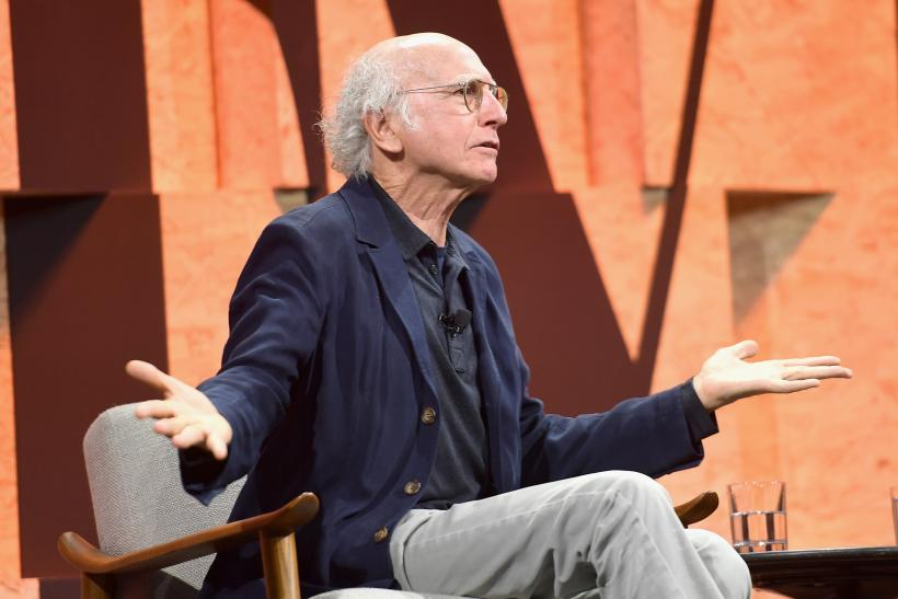 Larry David slammed for Holocaust monologue