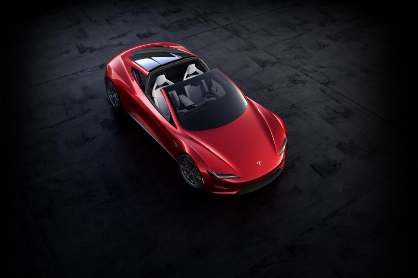 Tesla Roadster News: Founders Series 2.0 Price, Torque ...