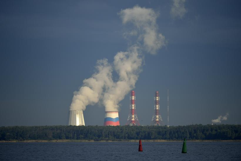 Russia Nuclear Plant
