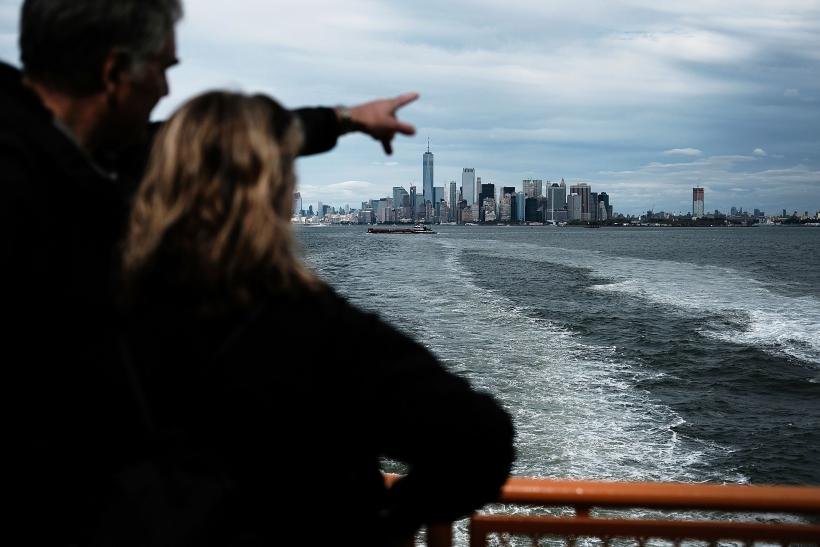 NYC Ferry Passengers Forced To Call 911 After Getting Stuck