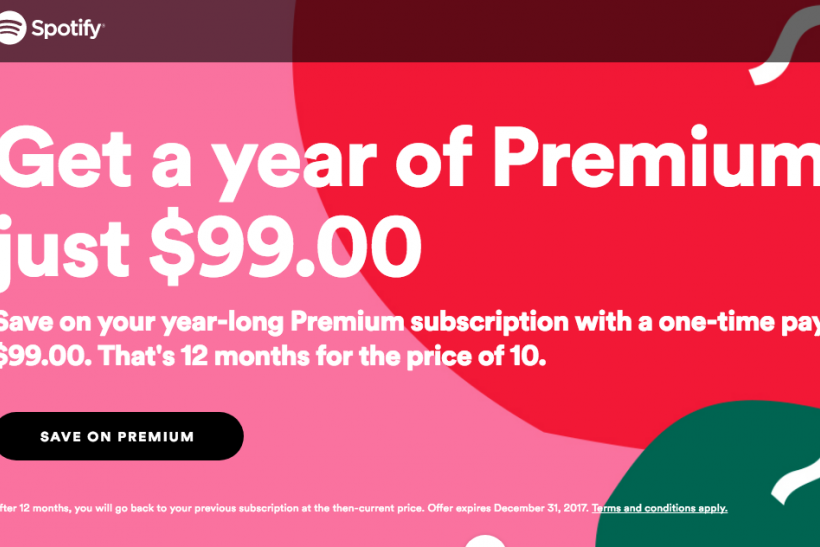 Spotify Vs  Apple Music: Spotify Promos Launch To Compete