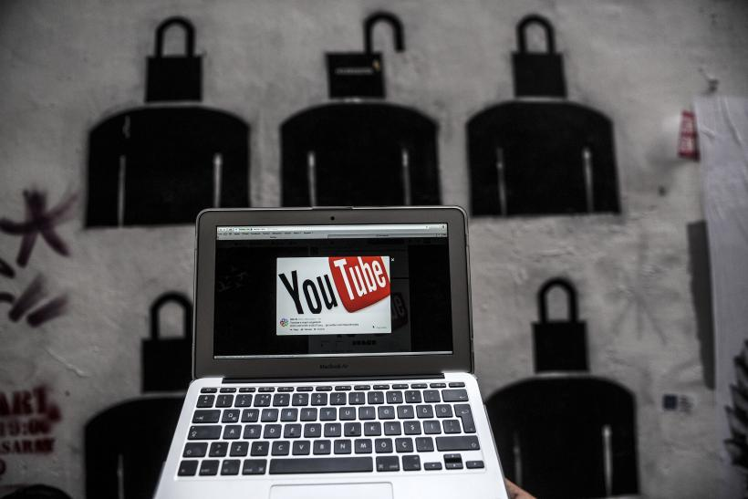 Youtube laptop