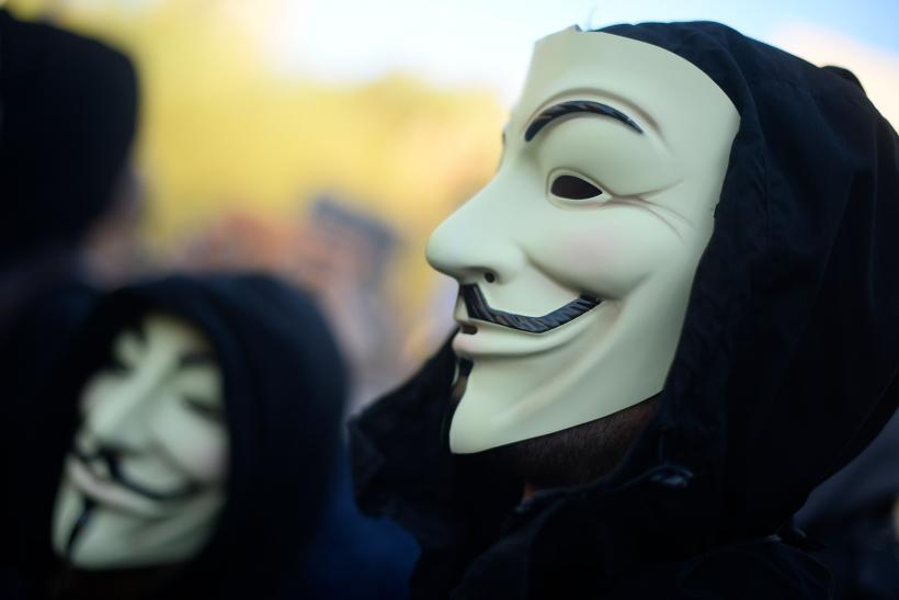 Hacker Group Anonymous Threatens Cyberattack On US Govt