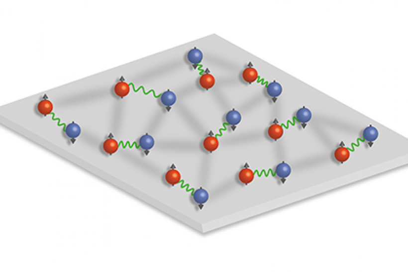 2D Superconductivity: Fermion Pairing Observed At Higher Temperatures Than Before