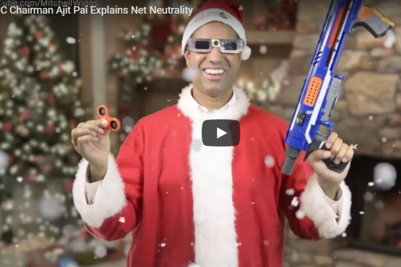 Ajit Pai Video