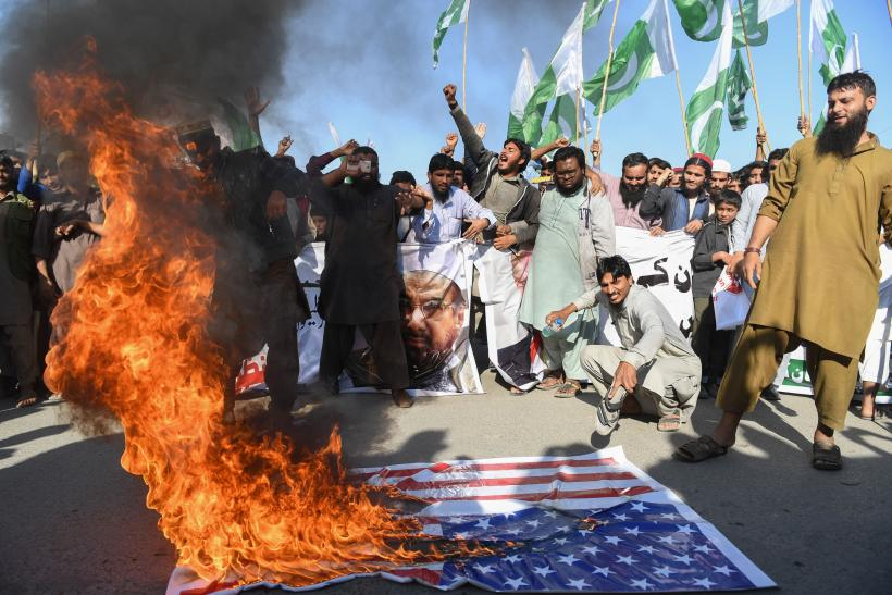 US Consulate In Pakistan Gets Threatening Letter Following Trump's