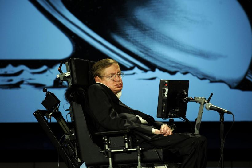 stephen hawking 76th birthday
