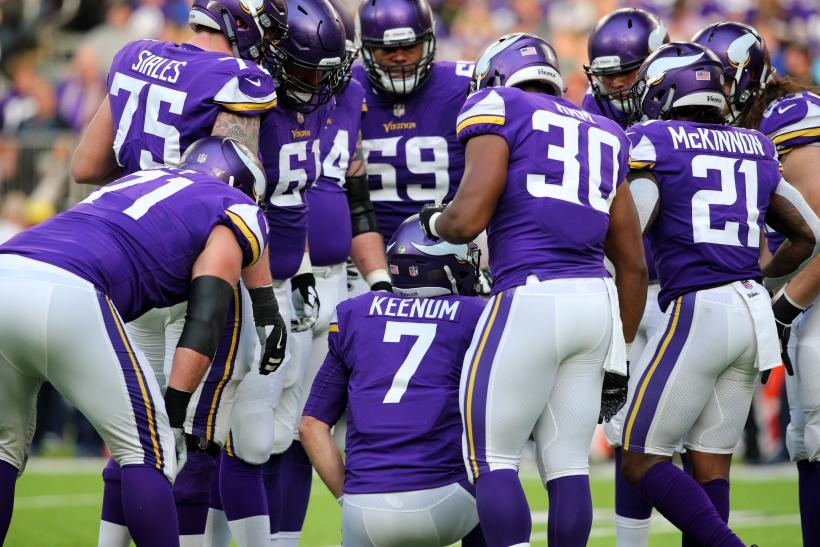 Could The Vikings Be Set To Win Their First Ever Super Bowl?