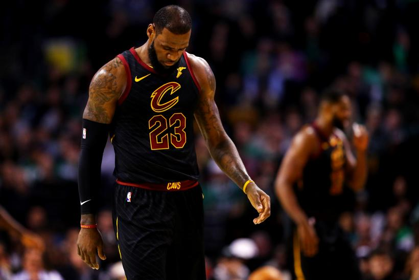 LeBron Leads in 2nd All-Star Returns