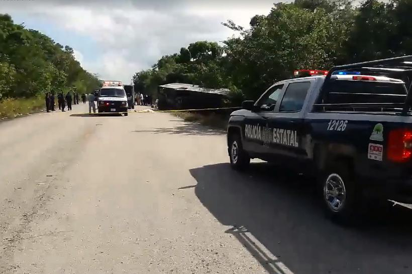 Mexican woman's body found dismembered