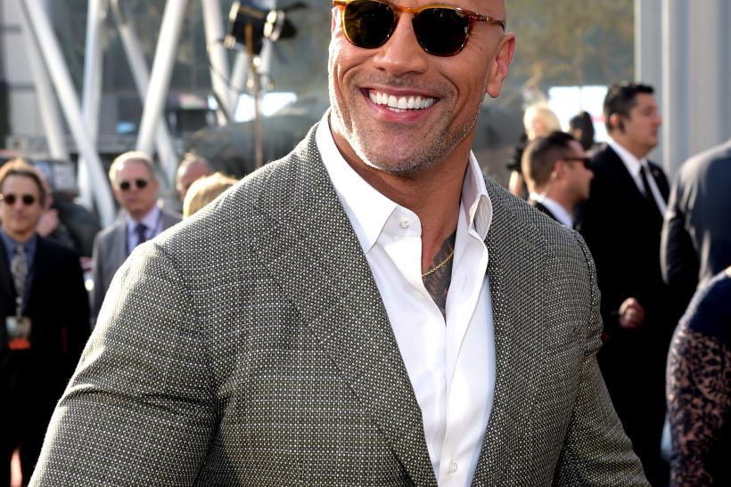 The Rock Dwayne Johnson