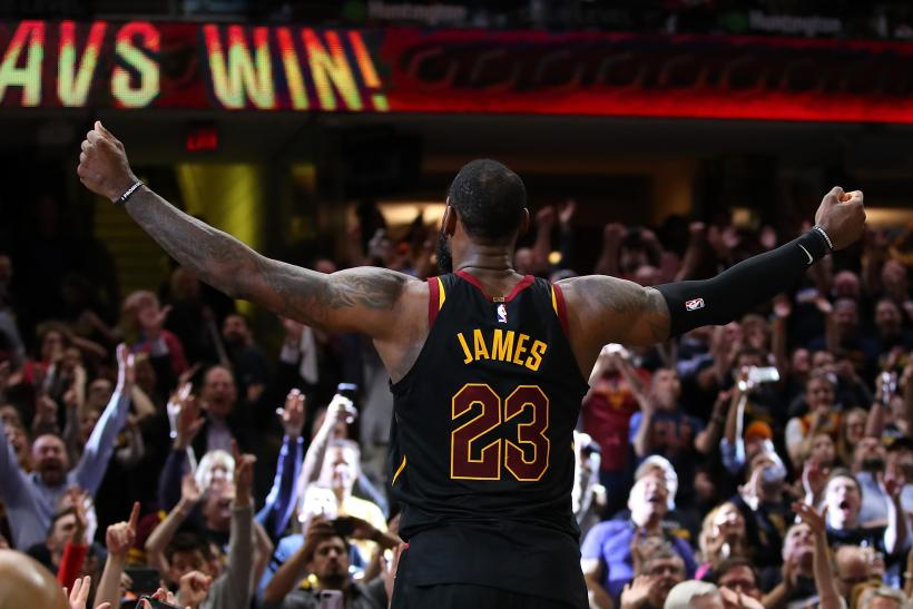 NBA Finals Betting Odds: Cavs The Favorite In The East