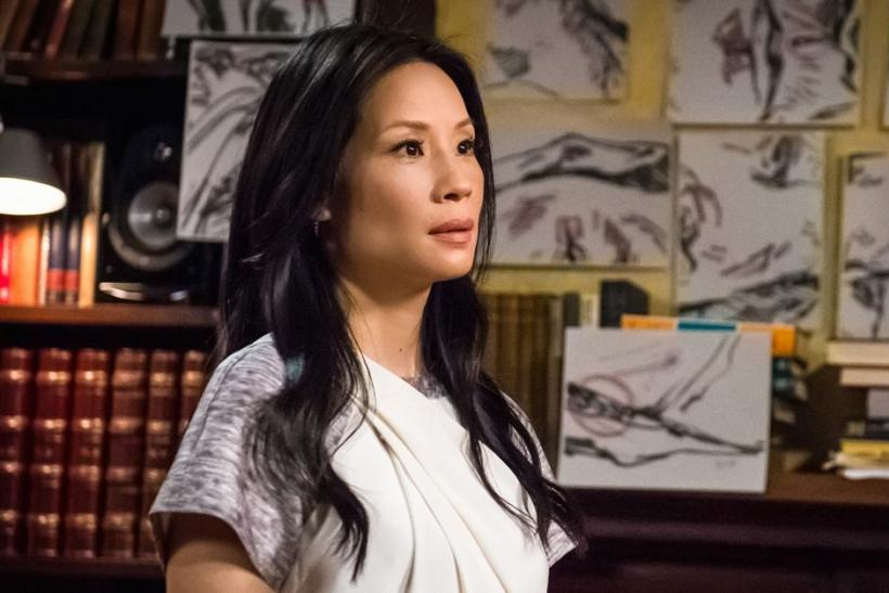 Lucy Liu as Joan