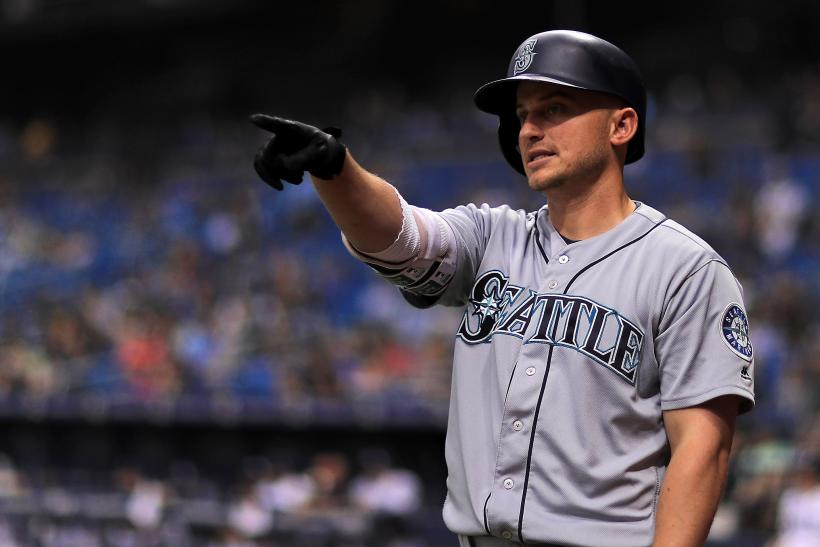 Kyle Seager, Seattle Mariners