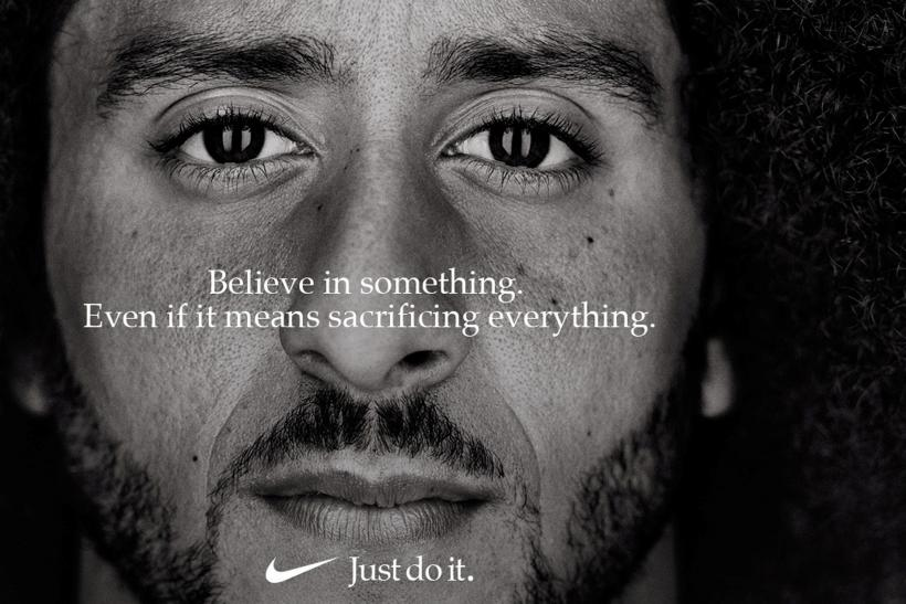 Nike's Colin Kaepernick 'Just Do It' Ad Sparks Memes Online