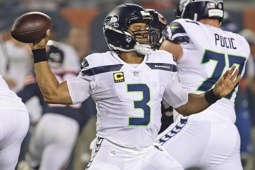 Russell Wilson Net Worth How Much Is Seahawks Qb Salary And Earnings