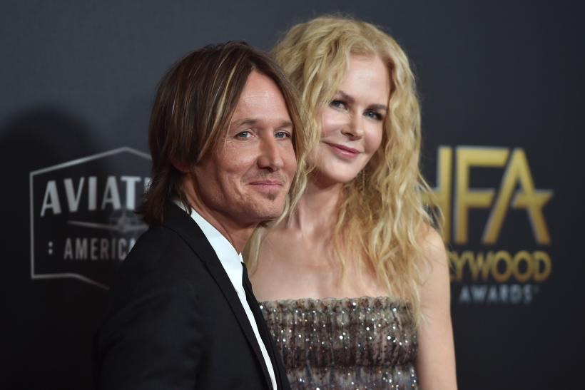 Keith Urban Nicole Kidman Ring In 11th Wedding Anniversary: International Business Times