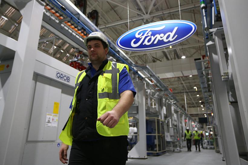 Ford Job Cuts