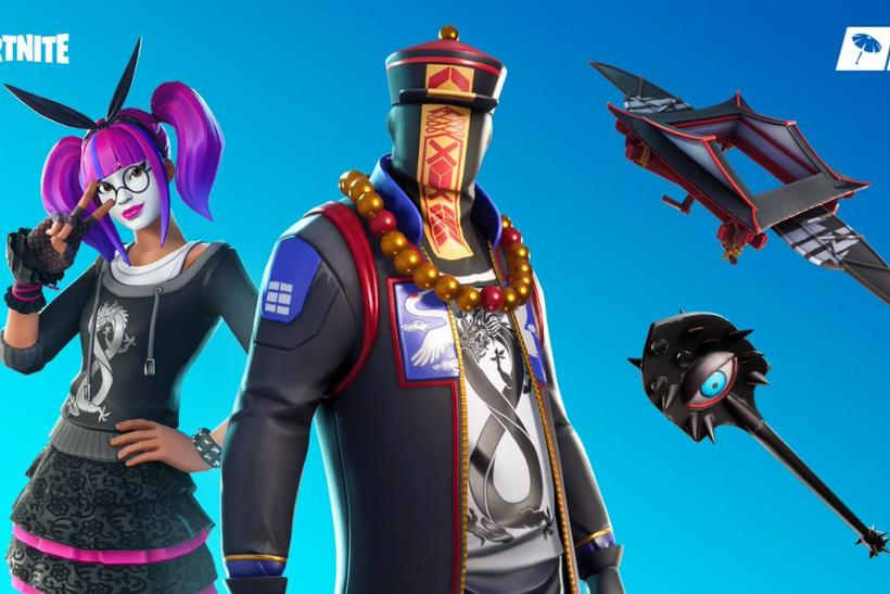 Halloween Fortnite Characters.Fortnite New Ouroboros Skin Released Fans Want Lace Face