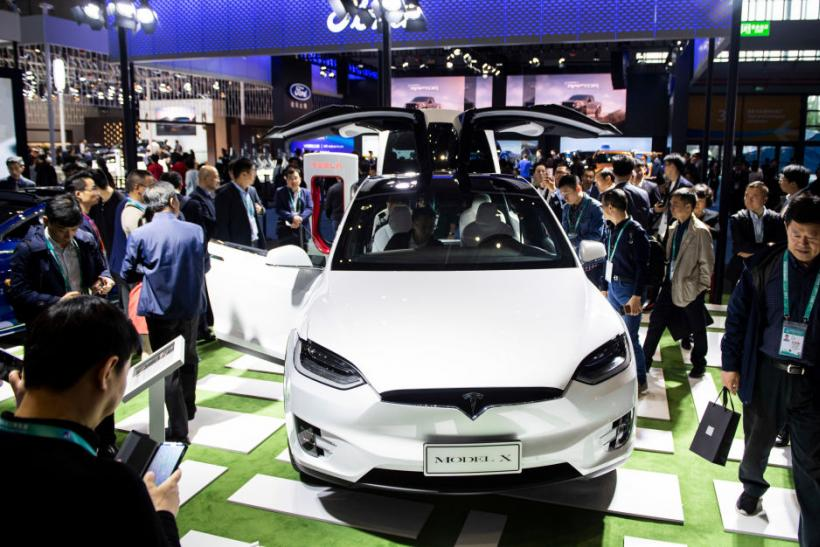 Tesla Systems Crash Over Model 3 Orders In China, Demand