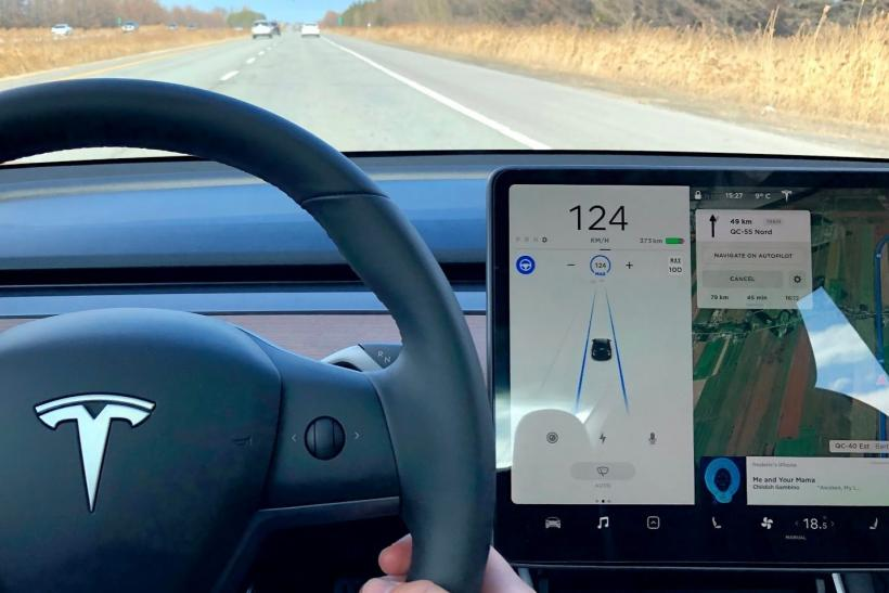 Tesla Autopilot Could Avoid Potholes On The Road Soon, Elon Musk Says