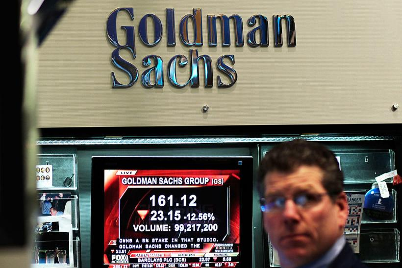 Goldman Sachs Cuts Employee Pay By 20% To Avoid Profit Loss