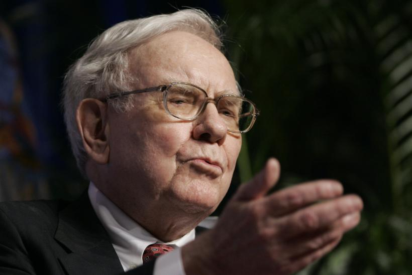 GettyImages-Warren Buffett