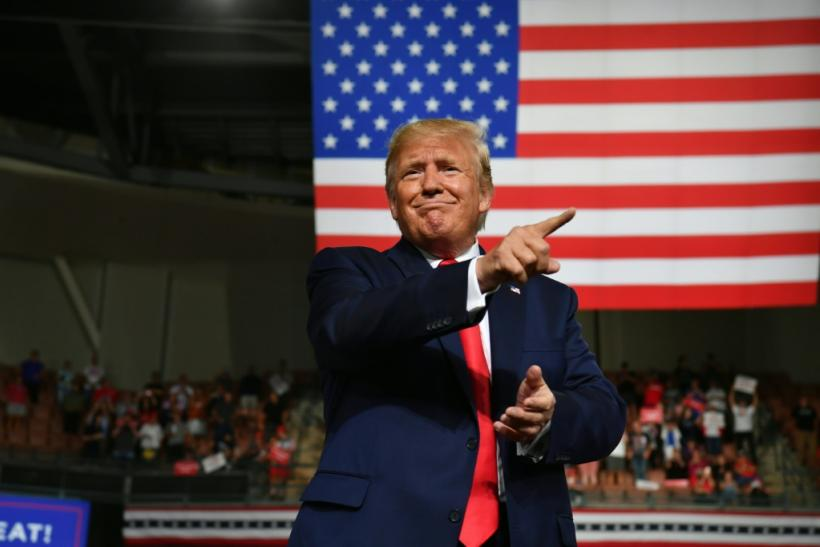 US President Donald Trump has insisted on the economy's health and pushed back on predictions of a recession