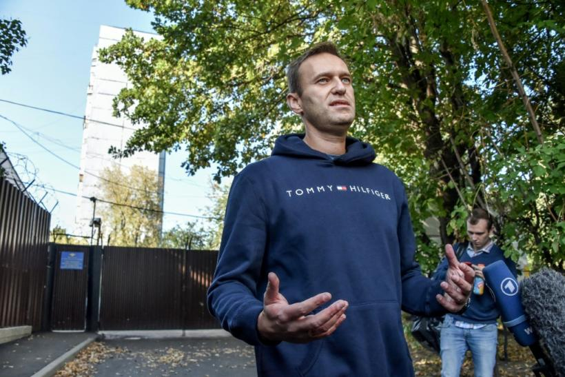 "During his incarceration, Alexei Navalny was treated in hospital for what doctors called a ""severe allergic reaction"", while he said he might have been ""poisoned"""