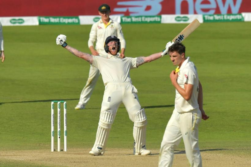 Stokes led England to a stunning victory