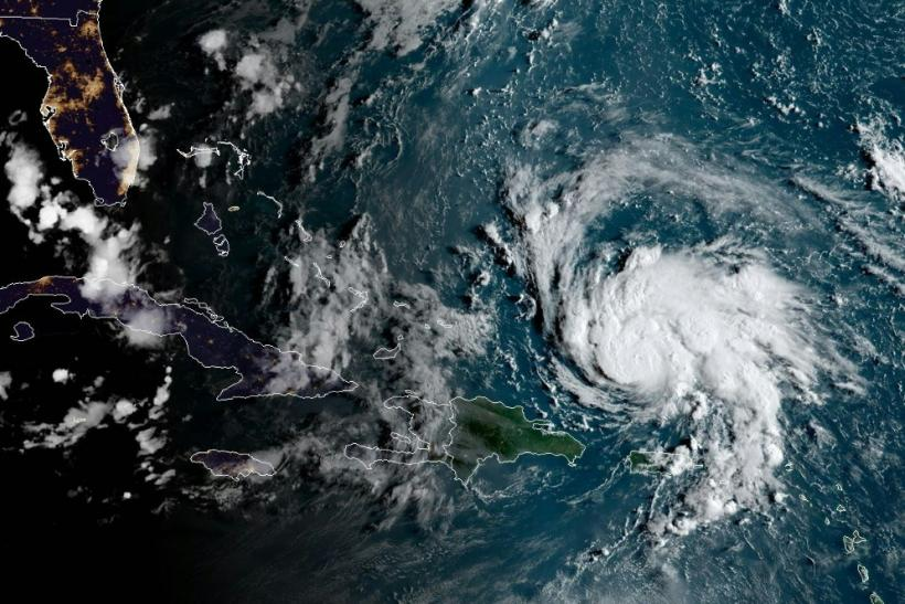 Hurricane Lorena races north after skirting Mexico's Los Cabos resort
