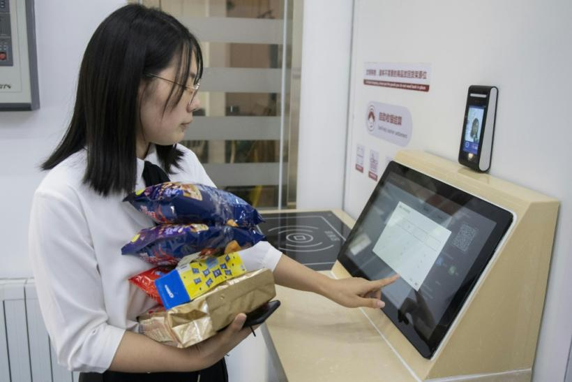 No cash, no cards, no wallet, and no smartphones: China's shoppers are increasingly purchasing goods with just a turn of their heads as the country embraces facial payment technology.