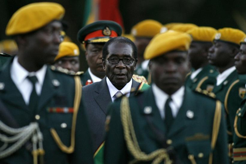 Mugabe's popularity faded as he cracked down on opponents