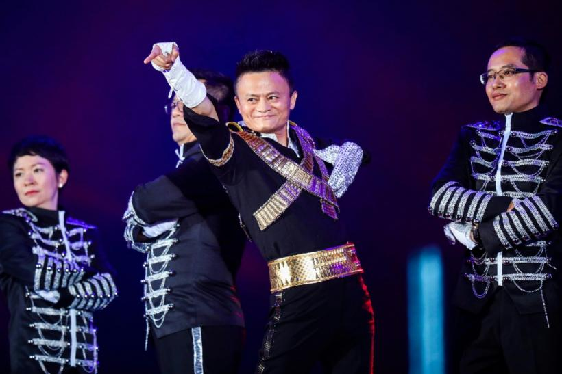 Jack Ma is a former English teacher whose often playful image shattered the stereotype of the drab Chinese executive