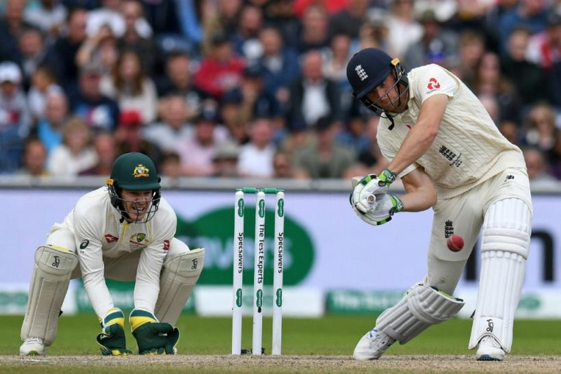 Jos Buttler battles to save England's Ashes hopes on the final day of the fourth Test against Australia