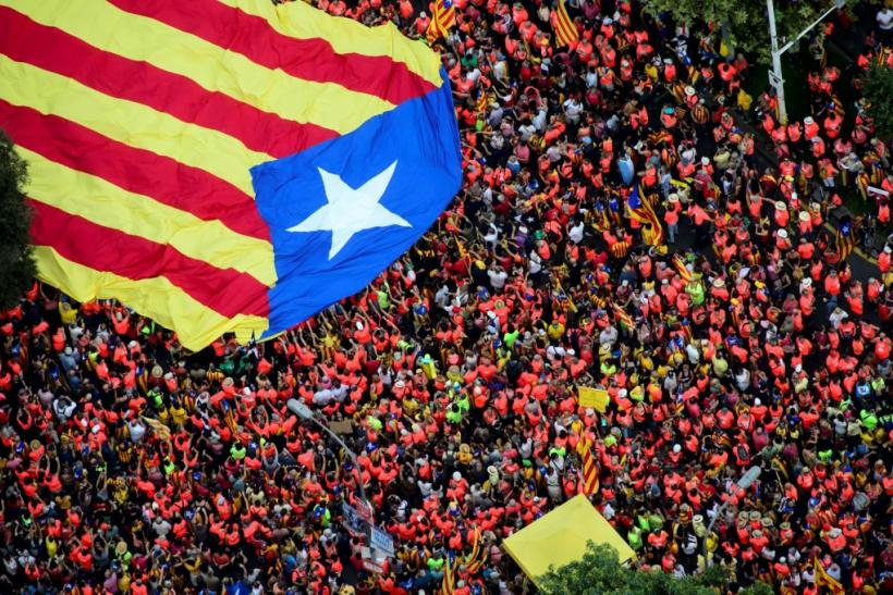 Catalan sparatists have recently held massive rallies on September 11, which marks the fall of Barcelona to Spain in 1714