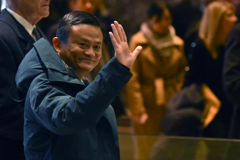 Jack Ma is waving goodbye to Alibaba after 20 years at the helm