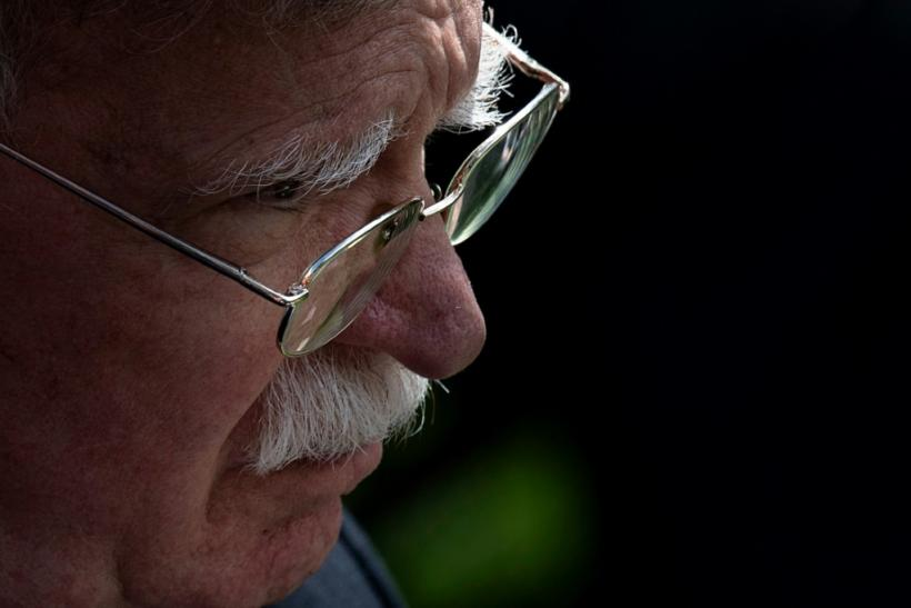 John Bolton denied being fired by Donald Trump, and insisted instead that he'd resigned