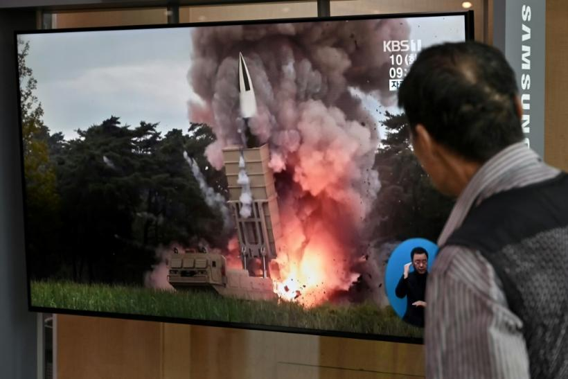 Previous North Korean launches have been identified as short range missiles