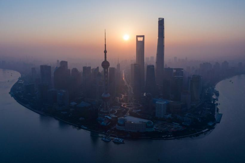 Three-quarters of firms in the American Chamber of Commerce in Shanghai's survey are opposed to US tariffs being used to force a trade deal