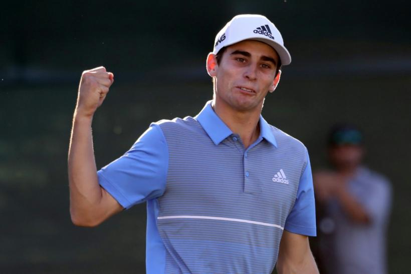Chile's Joaquin Niemann ended the 54-hole curse at The Greenbrier by becoming the first third round leader to hold on and capture the PGA Tour title