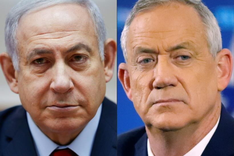 Arab parties endorse Gantz, breaking tradition to oust Netanyahu