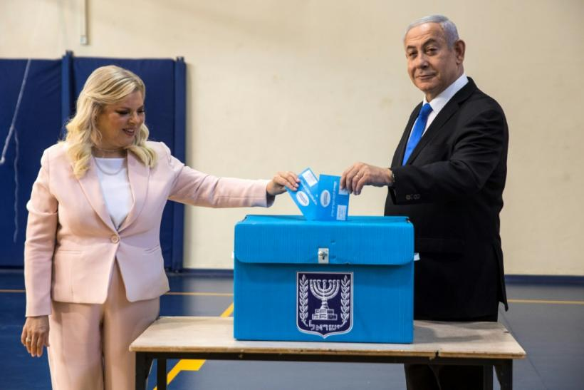 Netanyahu is hoping to recover from one of the biggest defeats of his political career, when he was unable to form a majority coalition following a previous election in April