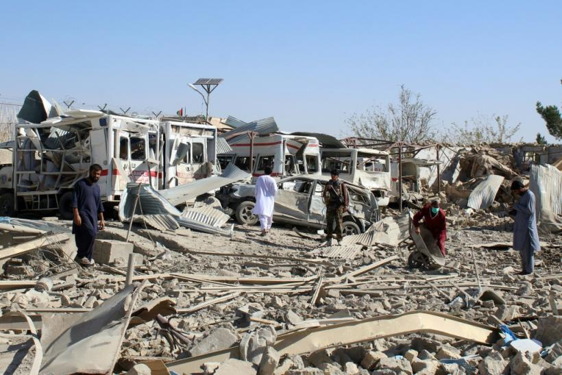 Afghanistan is suffering from a surge in violence after the US-Taliban talks collapsed