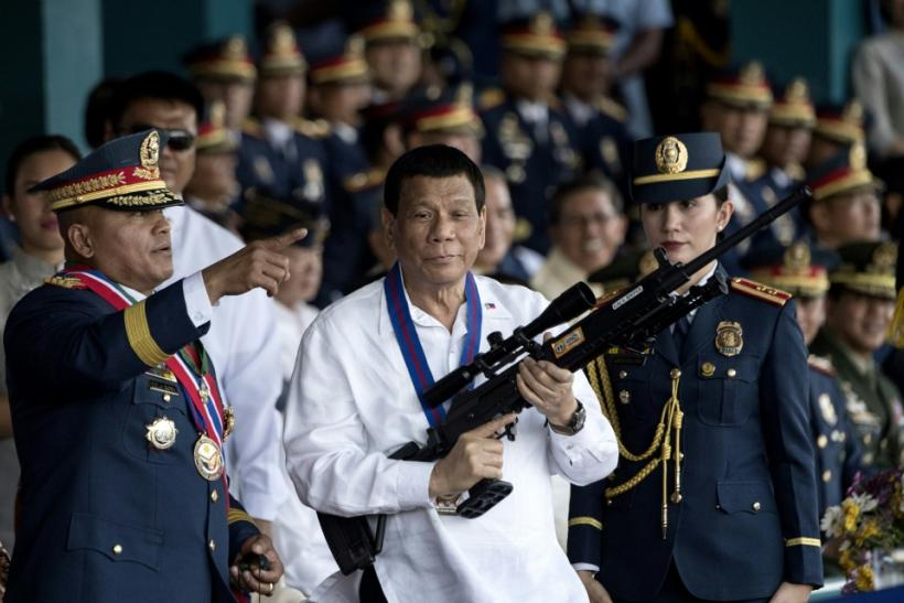 Duterte had created 'a culture of impunity and fear', the report said