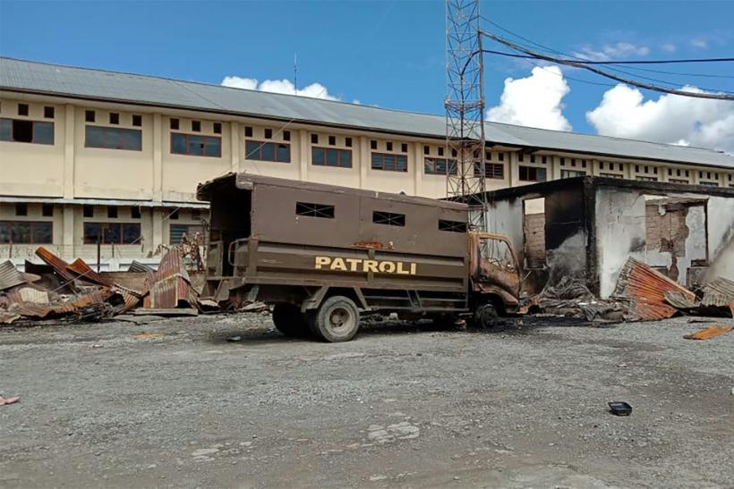 Papua, on the western half of New Guinea island, has seen weeks of protests fuelled by anger over racism, as well as fresh calls for self-rule in the impoverished region