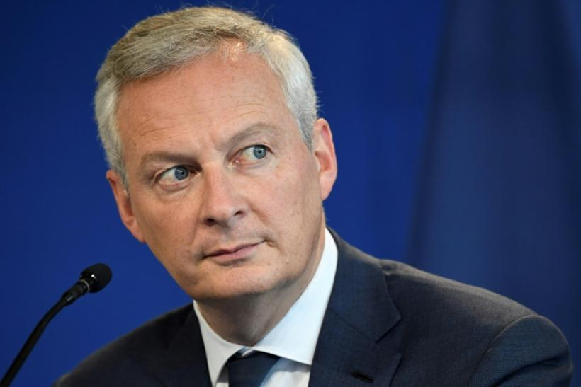 French Economy Minister Bruno Le Maire said protests and slowing economic growth led to decisions behind the 2020 draft budget